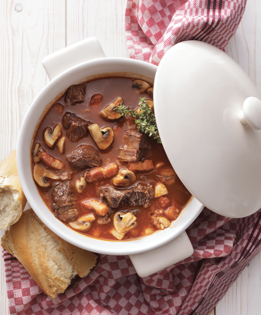 Nothing beats good old-fashioned slow cooked food!
