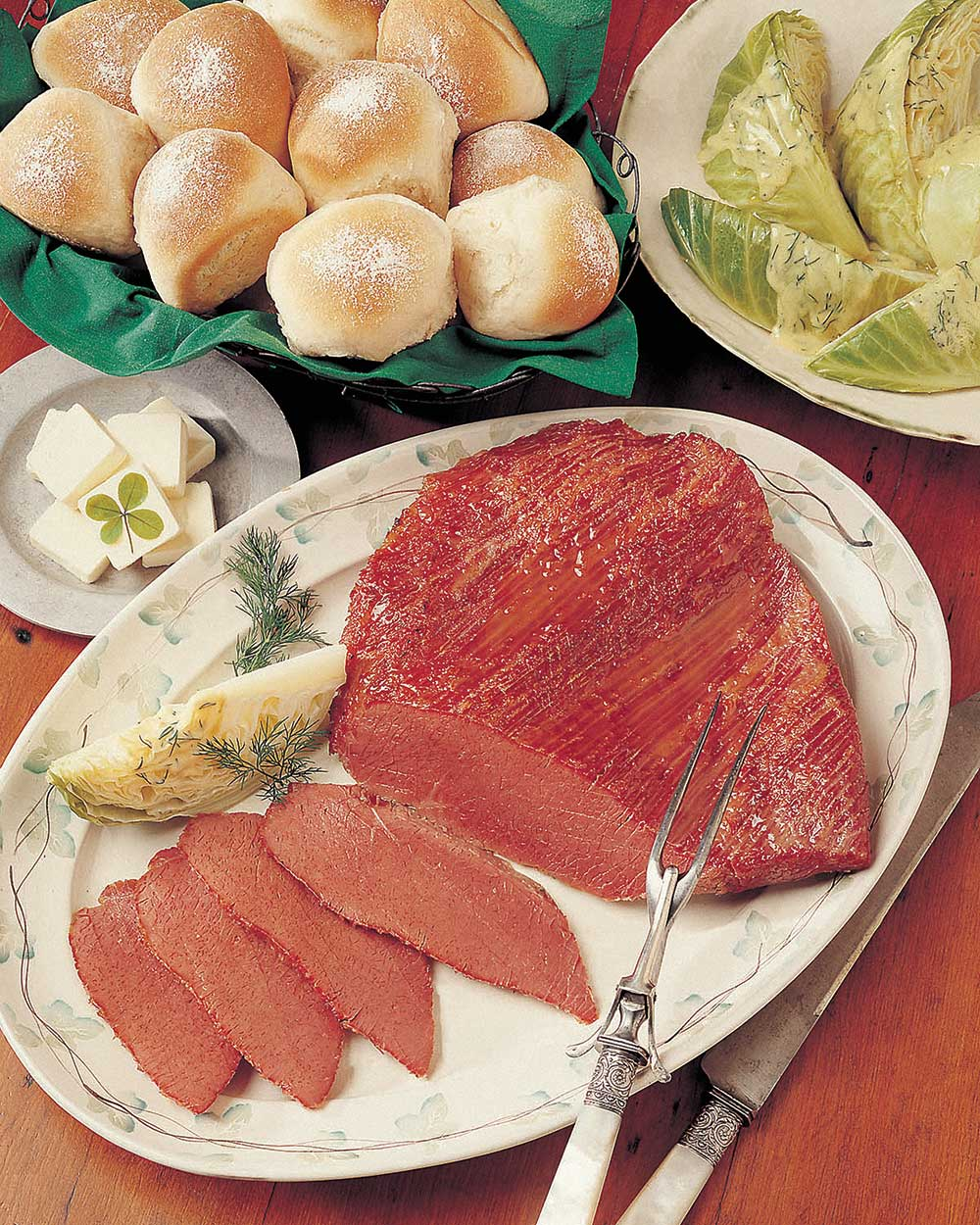 St. Patrick\'s Day Dishes