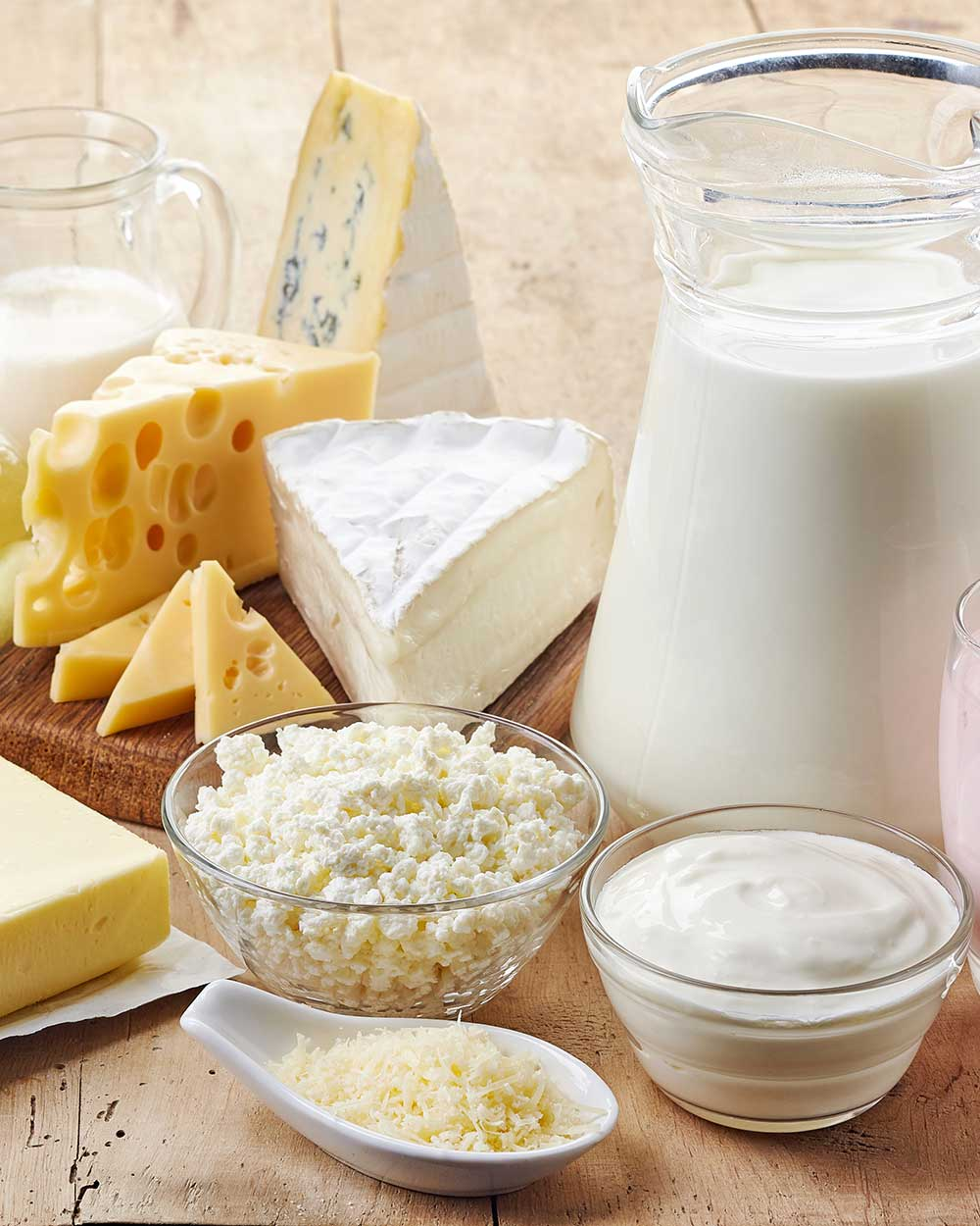 National Dairy Month Favorites
