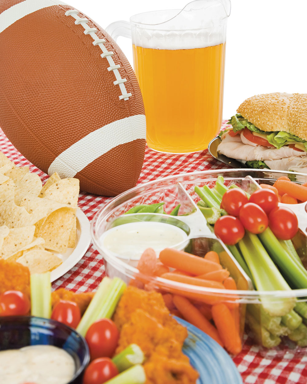 Easy and delicious recipes for the big game!