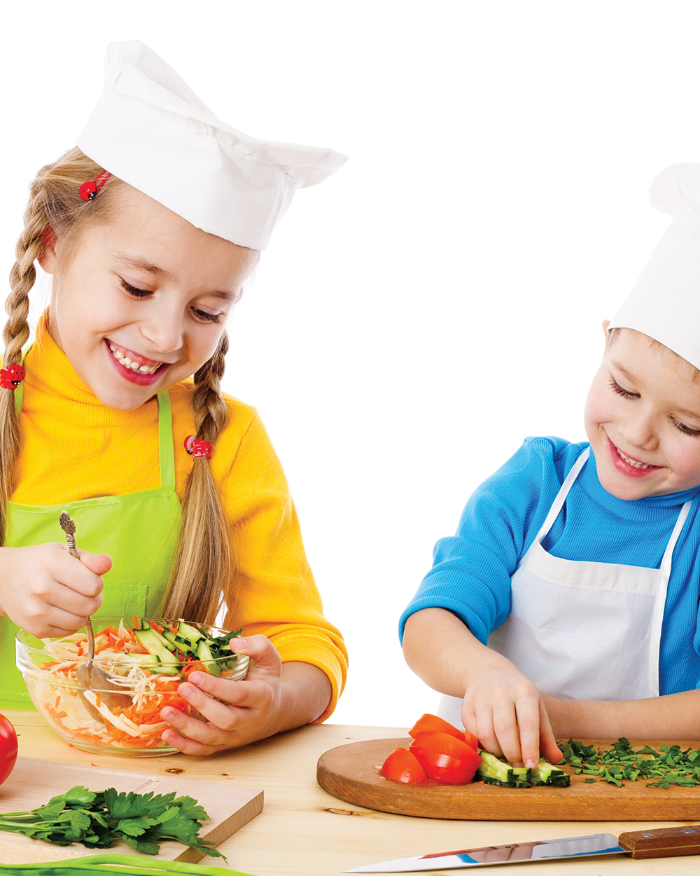 Kid-Friendly Dishes