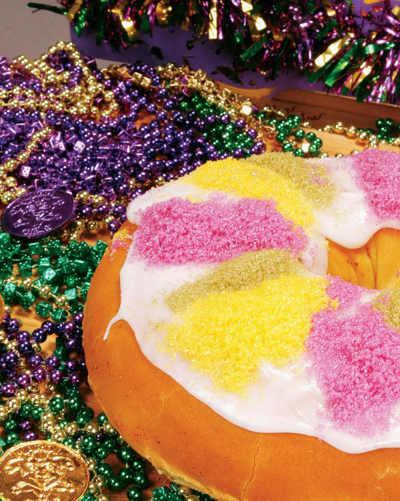 The Real Flavor of Mardi Gras!