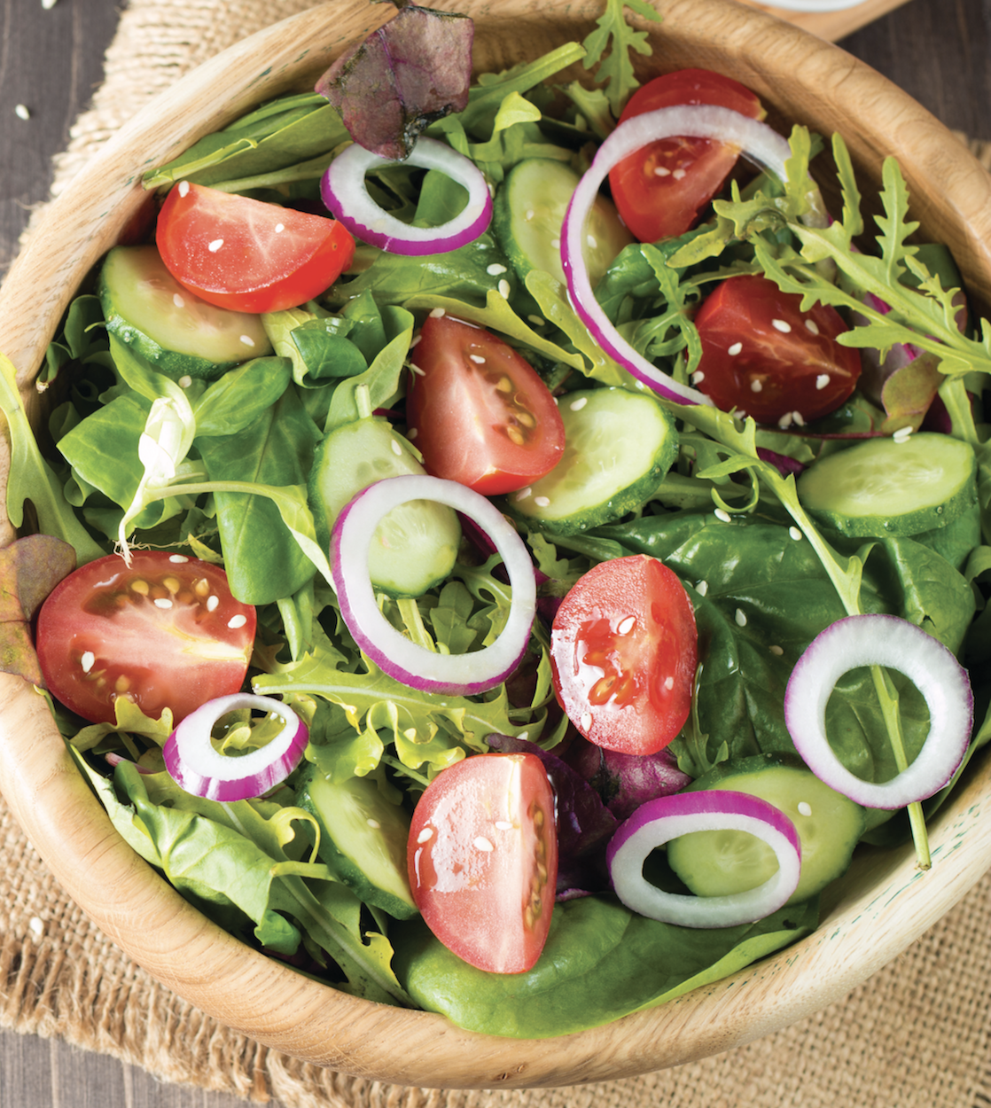 Fall in Love with Salad