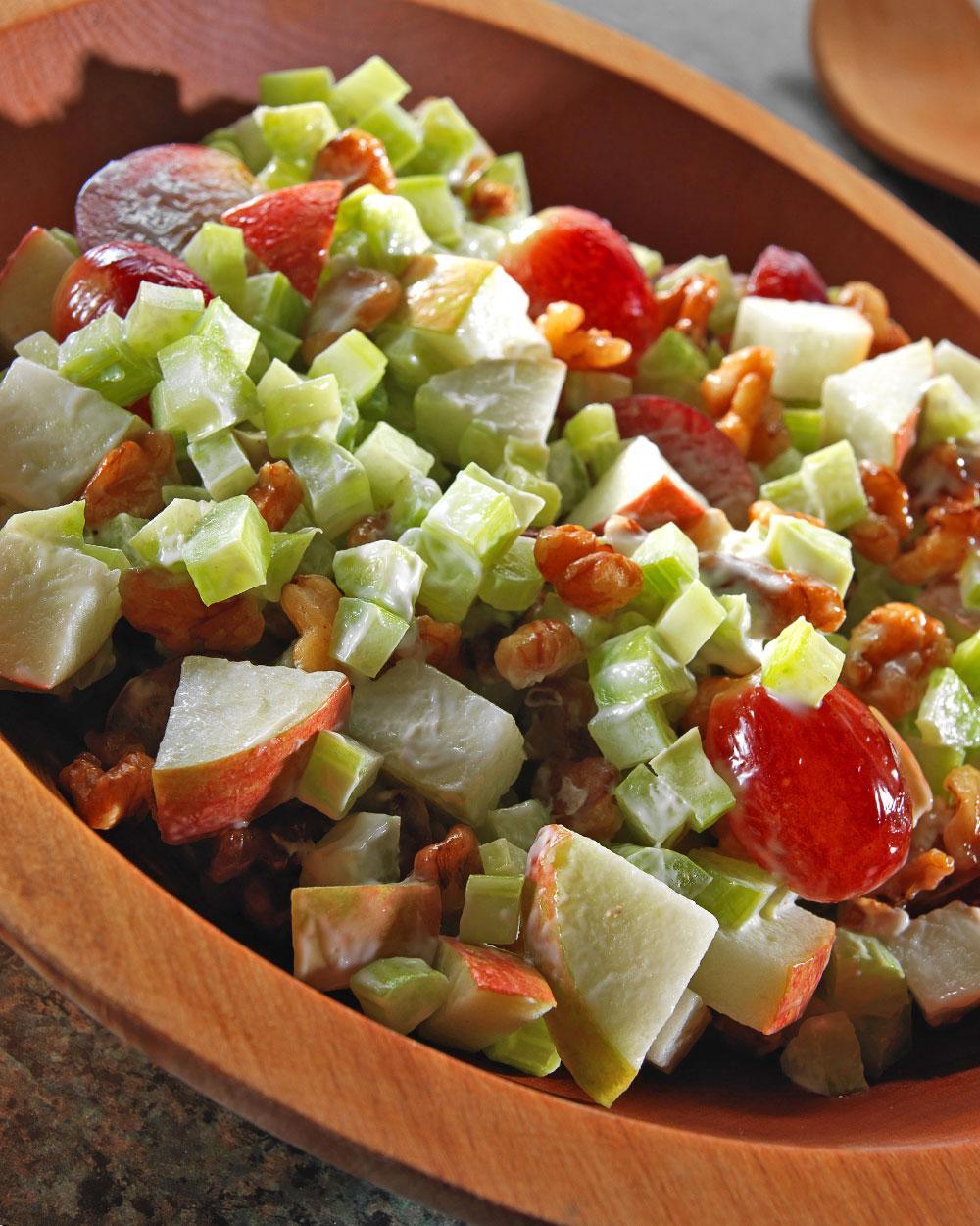 Salads For The Season