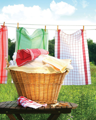 Turn Spring Cleaning Into Green Cleaning
