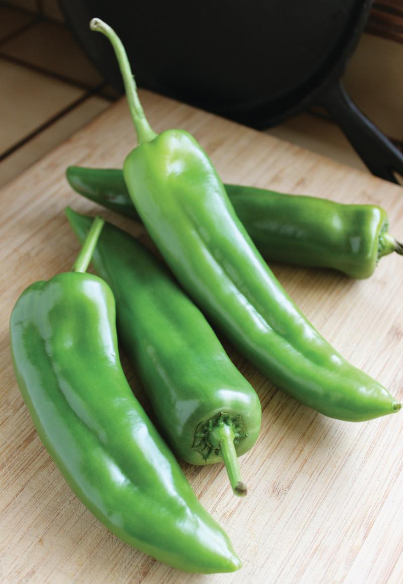 Enjoy the Deliciousness of Hatch Chiles!