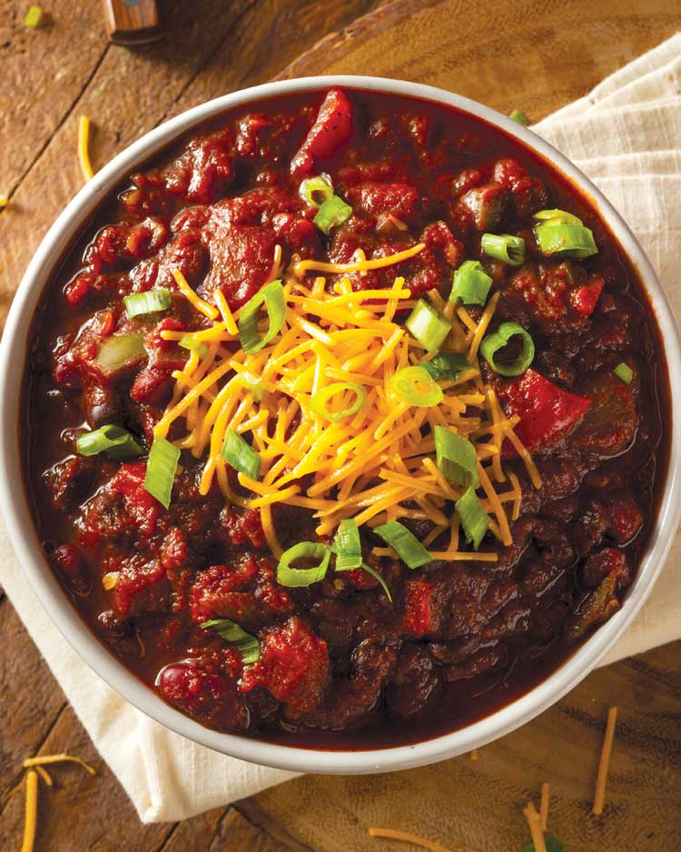 Red Hot Game Day Chili