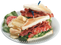 Bacon, Lettuce and Tomato Sandwiches (BLTs)
