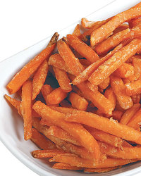 Baked Sweet Potato French Fries