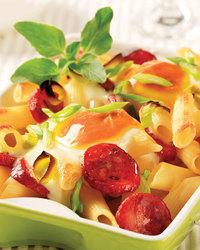 Healthy Veggie Baked Ziti