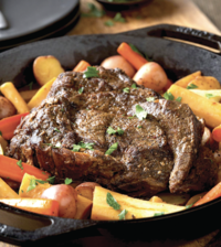 Slow Cooker Rump Roast