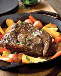North Woods Hearty Pot Roast