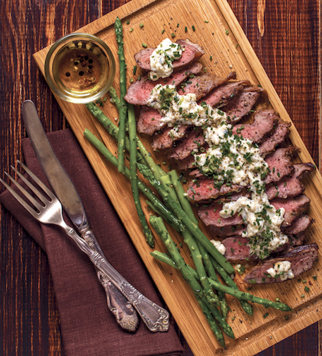 Broiled Boneless Top Sirloin Steak