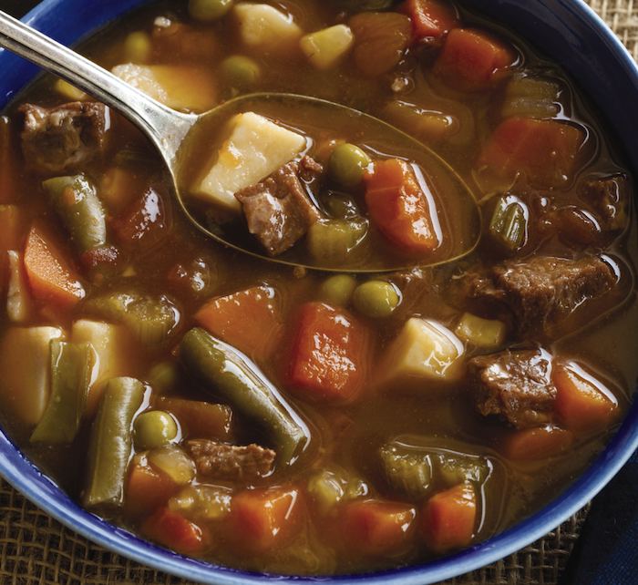Ancho-Spiced Beef Stew