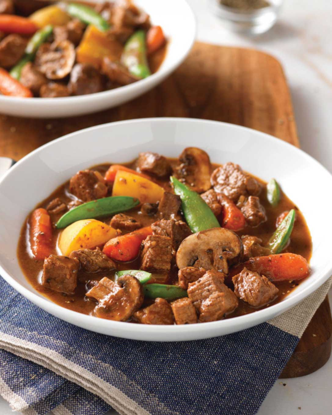 Easy Beef and Vegetable Stew