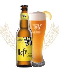 Widmer Brothers Brewing Hefe
