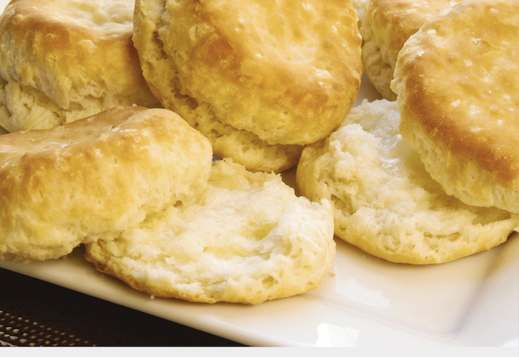3-Ingredient Southern Biscuits