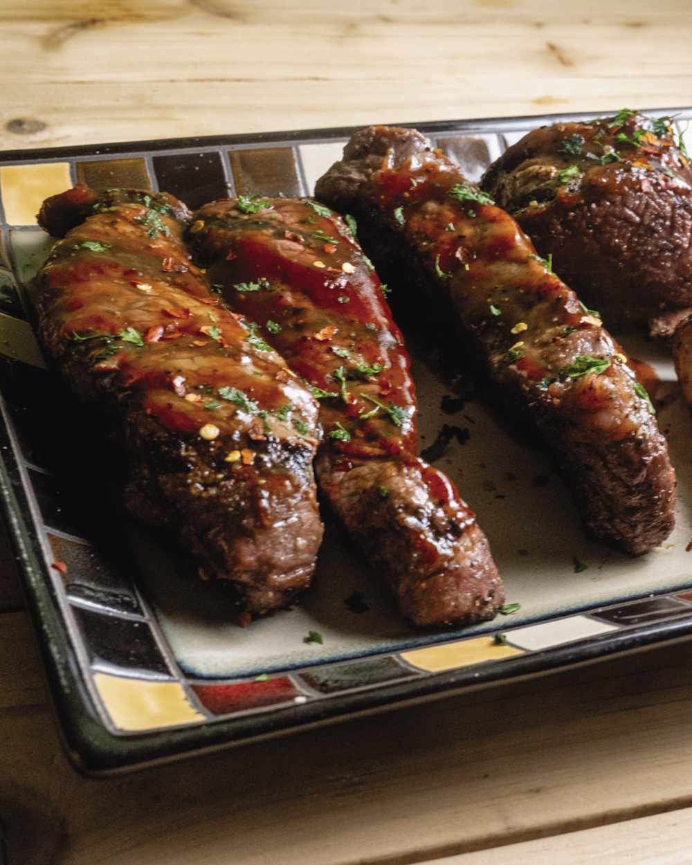 Barbecued Country Ribs