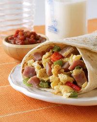 "The ""Everything"" Breakfast Burrito"