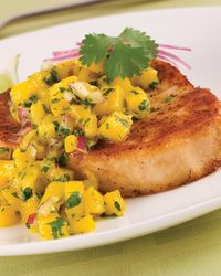 Buttery Broiled Cod
