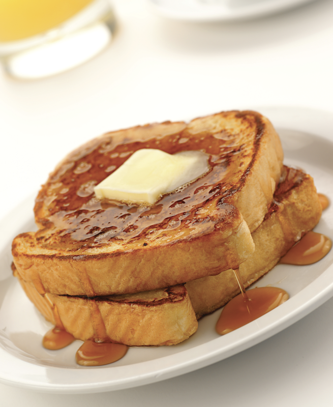 Baked French Toast Breakfast