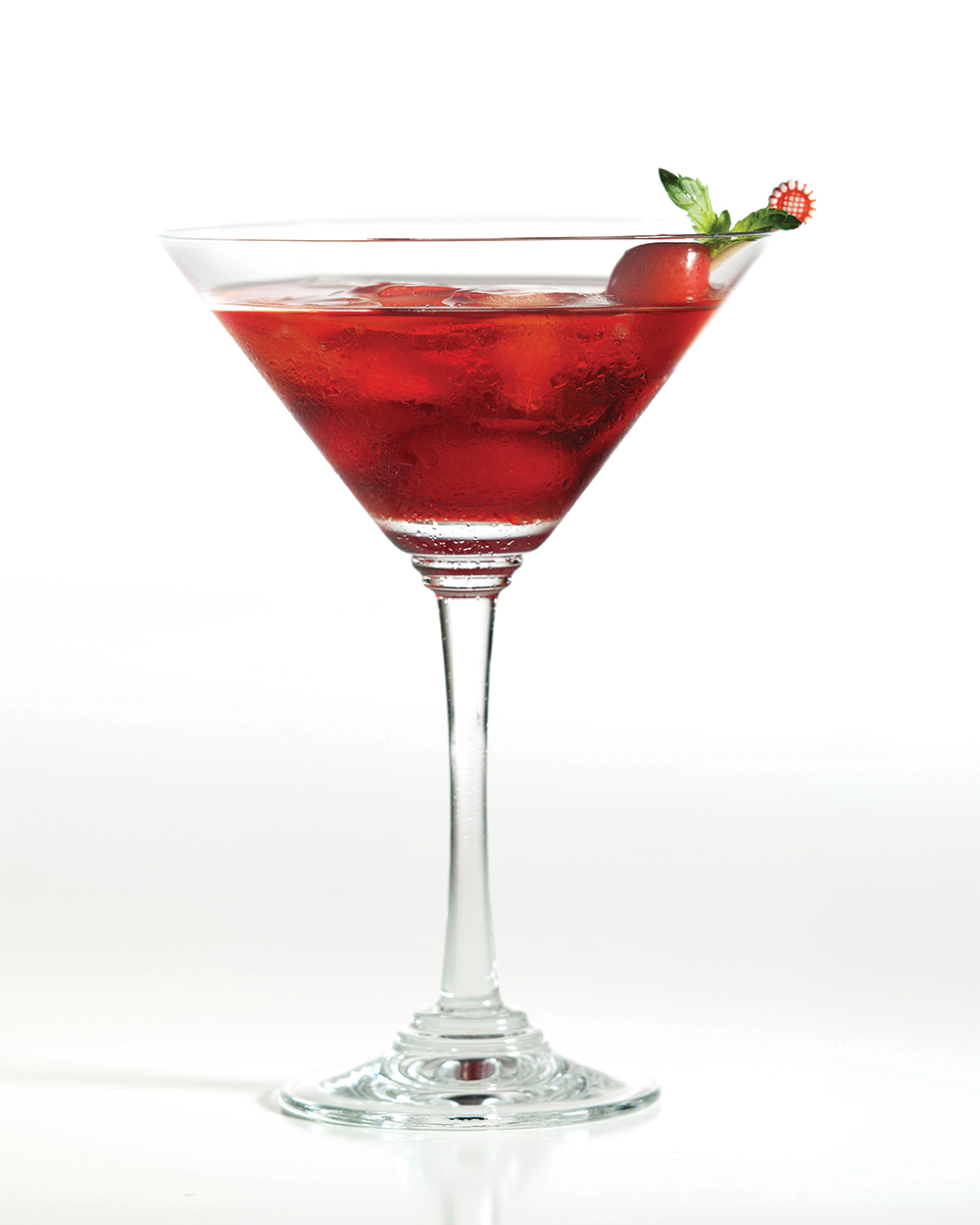 Deliciously Sweet Fresh Cherry Margaritas