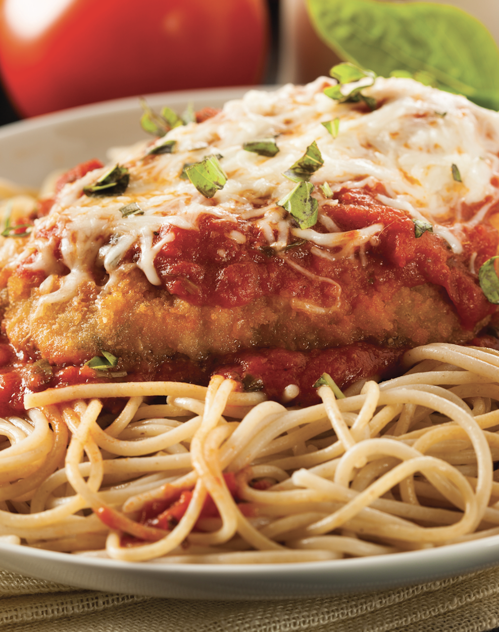Chicken Parmesan in a Skillet