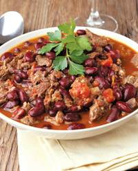 Easy Game Day Chili