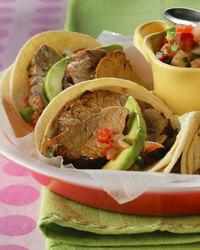Slow-Cooker Chuck Roast Tacos