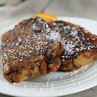 Cinnamon Bread French Toast
