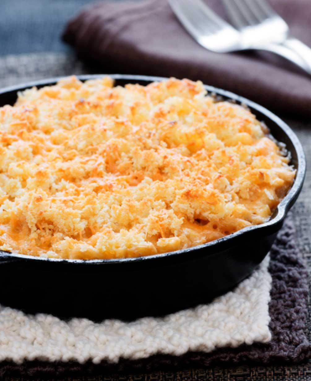 Civil War Mac and Cheese