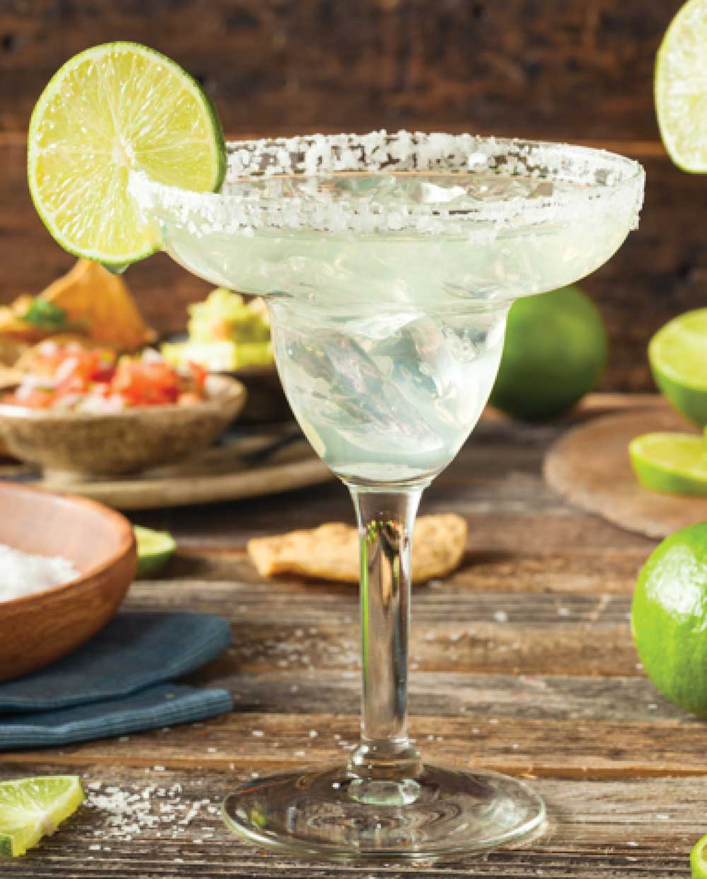 Classic Margarita with a Twist