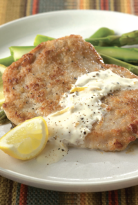 Country Fried Pork Chops in Gravy