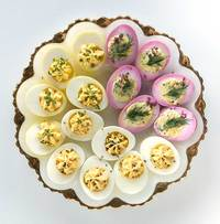 Deviled Eggs - 3 Ways