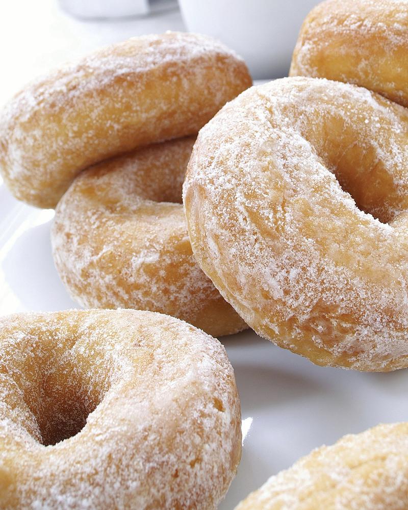 Irresistible Homemade Donuts