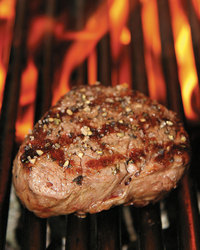 Filet Mignon with Classic Steak House Rub