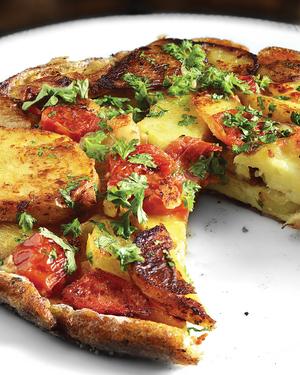 Veggie Breakfast Frittata