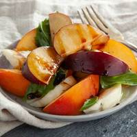 Summer Fruit Caprese