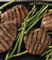 Simple Grilled Top Sirloin Steak