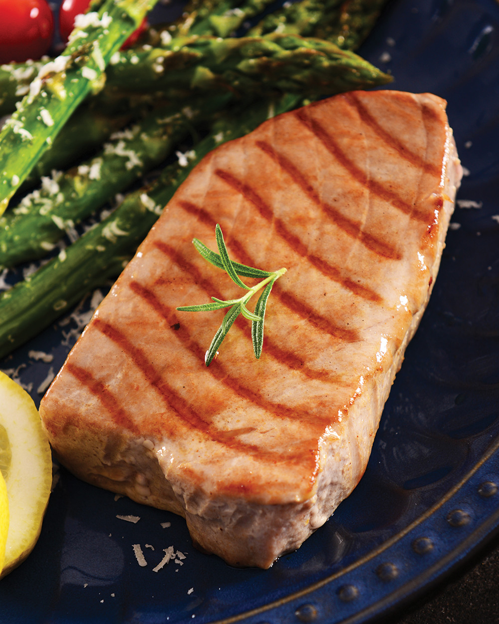 Grilled Tuna Loins