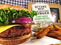 The Classic Beyond Burger