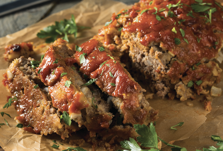 Easy Meatloaf
