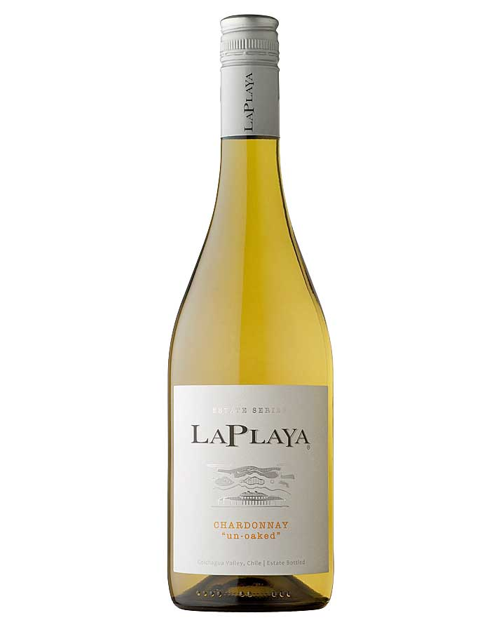 """La Playa Estate Series 2015 Chardonnay """"Un-Oaked"""""""