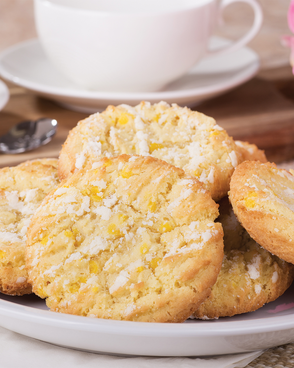 Lemon Pie Cookies