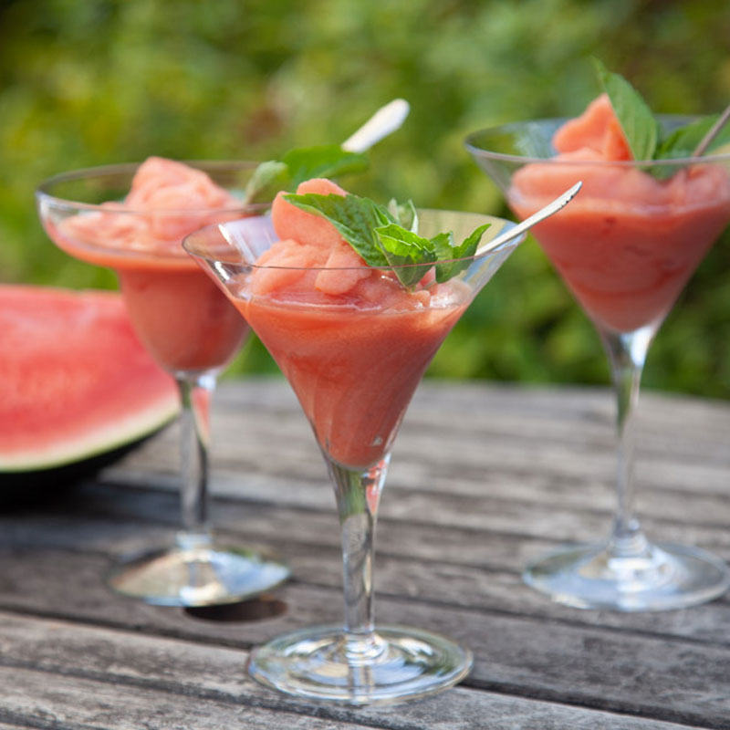 Spicy Melon Cooler