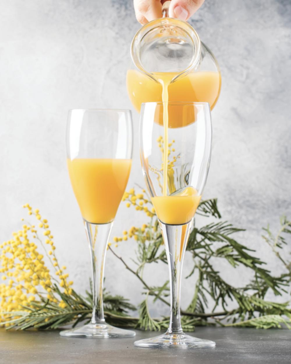 Simple Mimosas