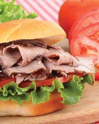 Mini Roast Beef Sandwiches