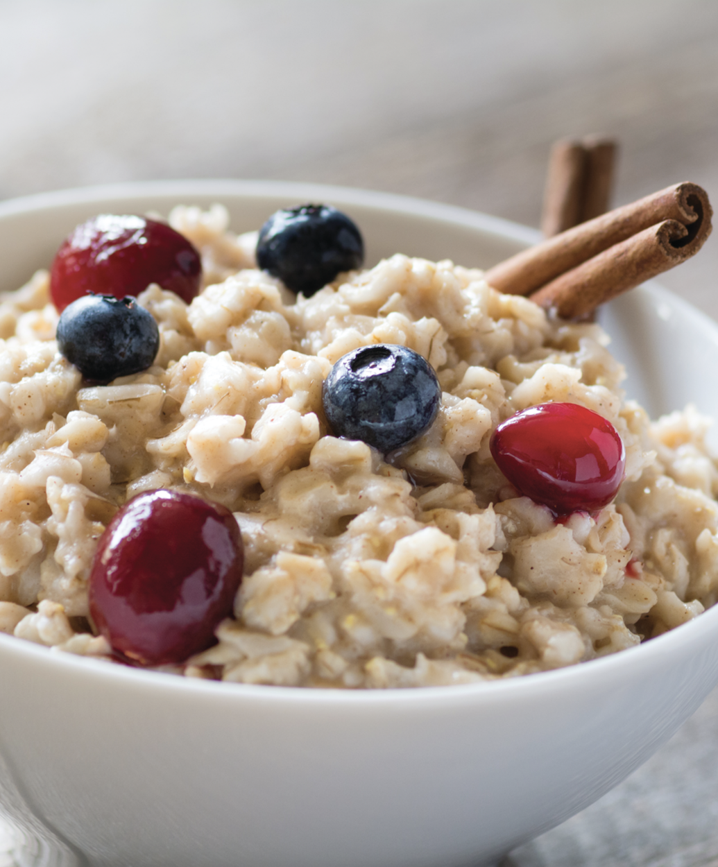 Homemade Maple and Brown Sugar Oatmeal