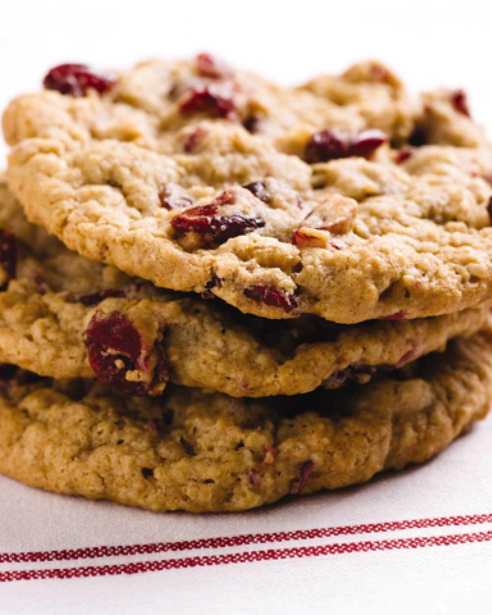 Cinnamon-Sugar Glazed Oatmeal Cookies