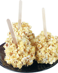 Delicious Homemade Popcorn Balls